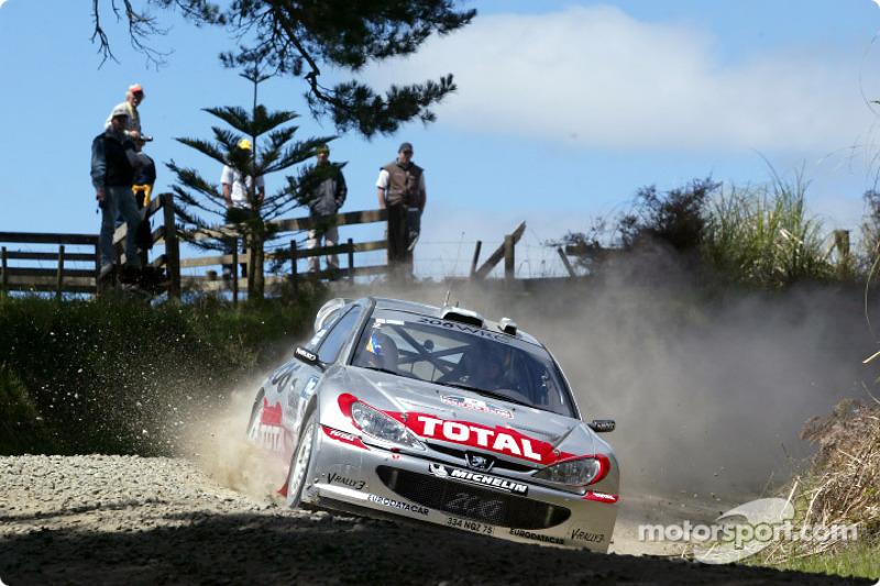 Rallye de Nouvelle-Zélande 2002