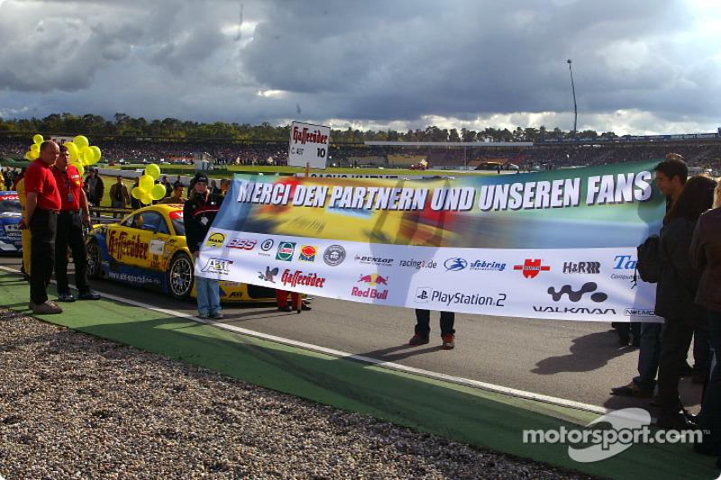 Abt Sportsline agradece a patrocinadores y aficionados