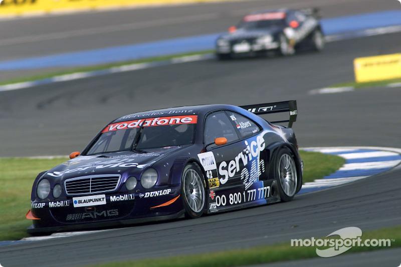 2002 (титул конструктора): AMG-Mercedes CLK-DTM