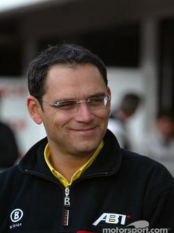 Hans-Jürgen Abt, Abt Sportsline