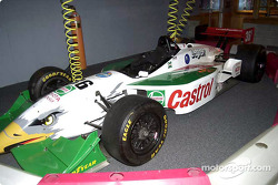 Special Olympics charity fund-raiser: Eagle Indy Car