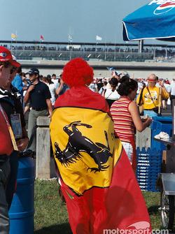 Colores de Ferrari