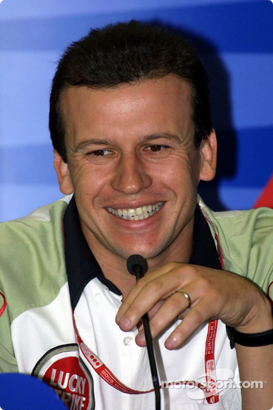 Conferencia de prensa FIA del jueves: Olivier Panis