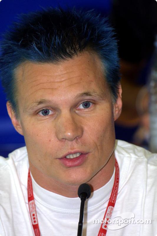 Conferencia de prensa FIA del jueves: Mika Salo