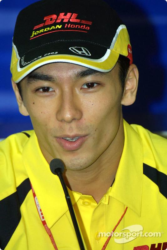 FIA Thursday press conference: Takuma Sato