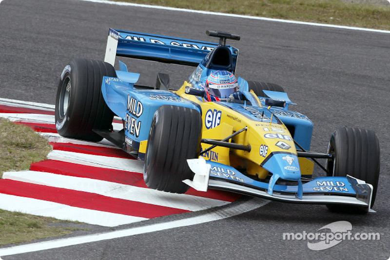 2002 - Renault R202 (motor Renault)