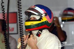 Jacques Villeneuve se prepara