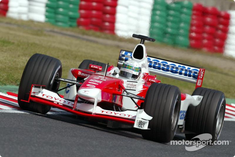 Allan McNish - 16 GPs