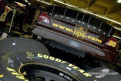 El UPS Ford de Dale Jarrett