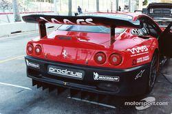 Pro Drive Ferrari rear end