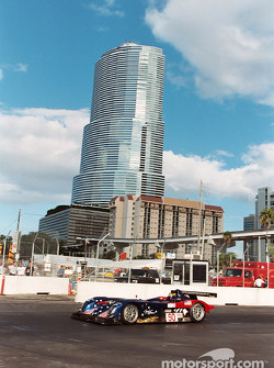 Panoz and tower