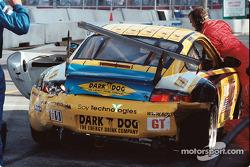 Dark day for the Dark Dog