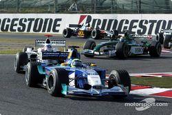 Felipe Massa, Jacques Villeneuve