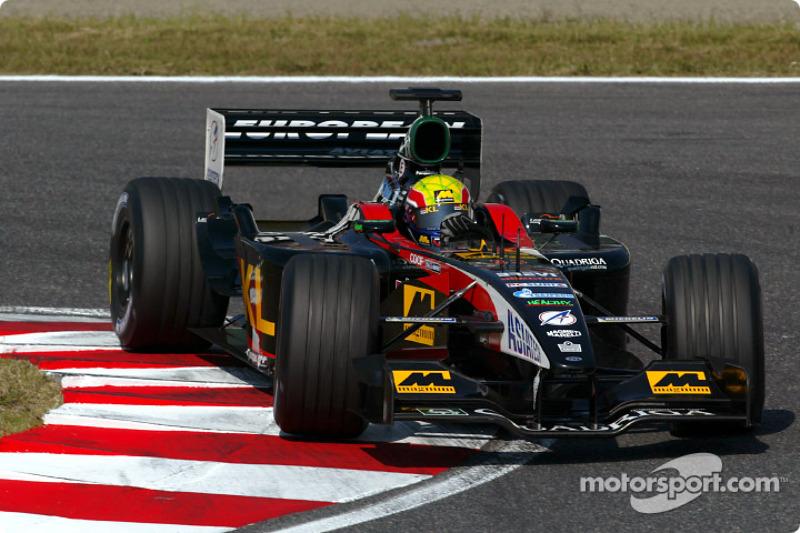 Mark Webber (Minardi)