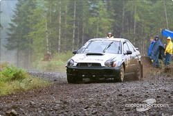#103 Wyeth Gubelmann, Therin Pace, Placerville, CA, Norwood, CO, '02 WRX STI