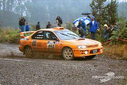 Richard Buckner, Jason Grahn, Portland, OR, Puyallup, WA, Subaru Impreza 93
