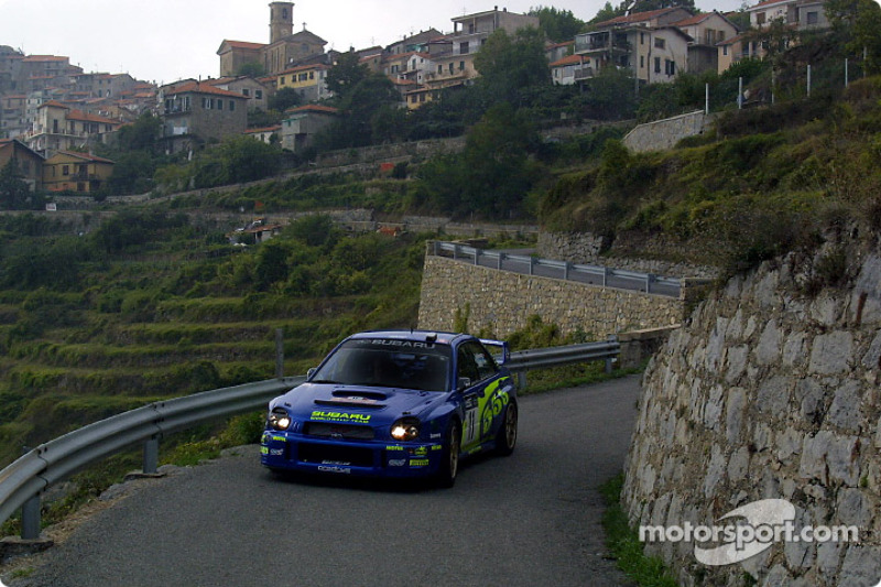 Italia (Rally de San Remo): 30 ediciones