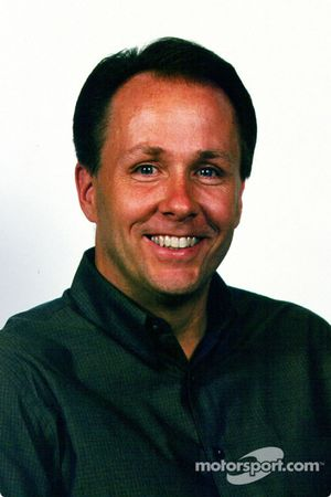 SCCA President and CEO Steve Johnson