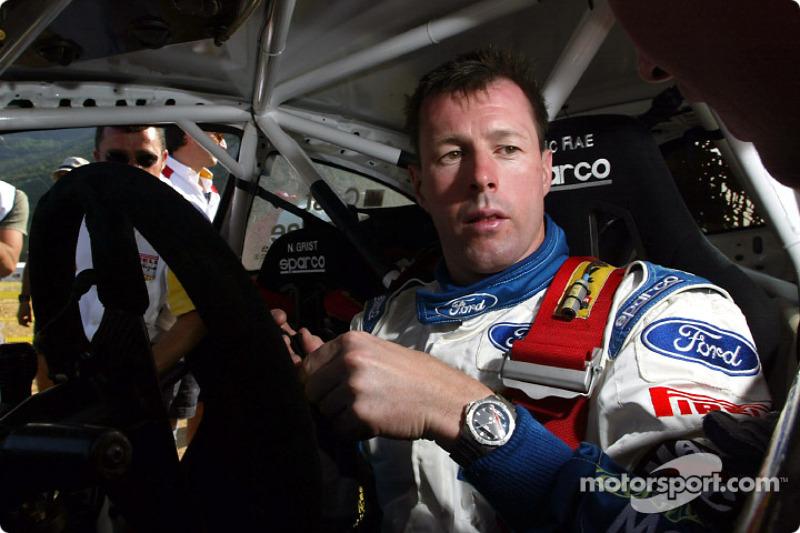 Colin McRae, Ford
