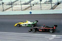 Gary Petersen and Ronnie Johncox