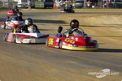Briggs Medium: #06-Ryan Donovan, #4-Mike Trice, #26-Jeff Lawson, #3-Chris Momahon and #46-Howard Cressen