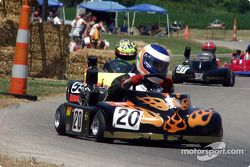 Briggs Junior Heavy-#20-Eric Fagen, #59-A.J. Morgan and #91-NIck Evans