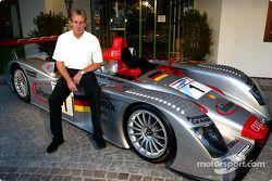 Frank Biela, ADAC Motor Sportsman of the Year 2002