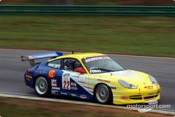 Randy Pobst in the Esses