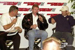 Second and third pole sitters, Bill Elliott and Jeff Gordon