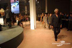 Fiesta de medios Spoon/Mild Seven RenaultF1: Flavio Briatore