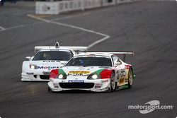 #64 Mobil1 NSX try to pass #36 Tokuhon Tom's Supra