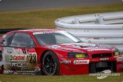 Castrol Pitwork GT-R