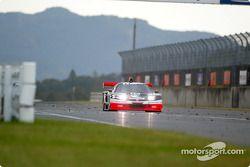 #16 Mugen NSX win the race
