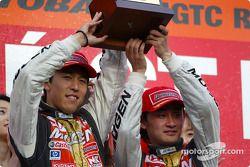 1st Ryo Michigami and Daisuke Ito