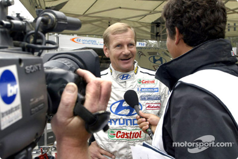 Interview for Juha Kankkunen