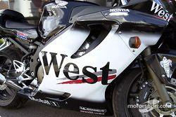Moto West Honda Pons