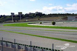 La Universidad de Valencia resguarda la pista