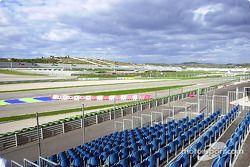 Las renovaciones de la pista reciben a 150,000 espectadores