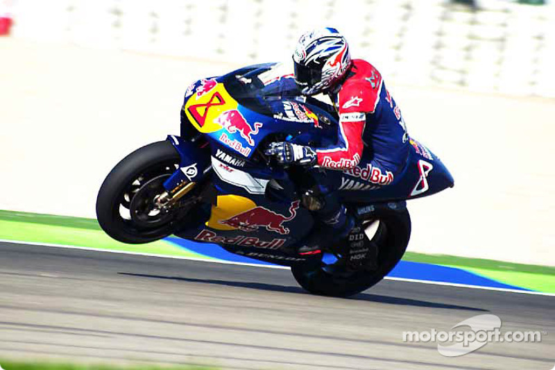 Garry McCoy, Red Bull Yamaha