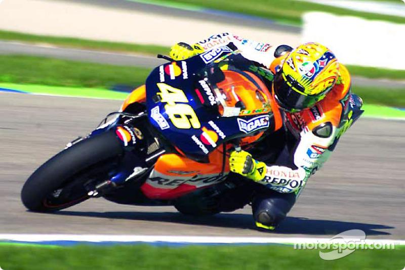 2002 - Valentino Rossi, Honda