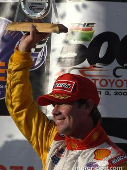 Race winner Jimmy Vasser