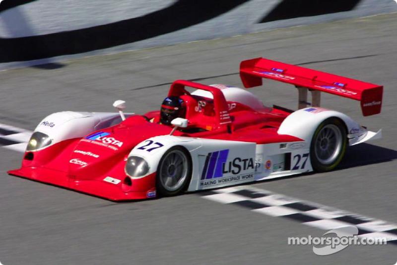 2002: Didier Theys, Fredy Lienhard, Max Papis, Mauro Baldi, Dallara SP1-Judd