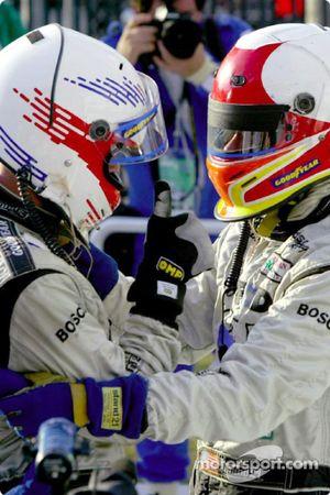 Chris and Rob Dyson