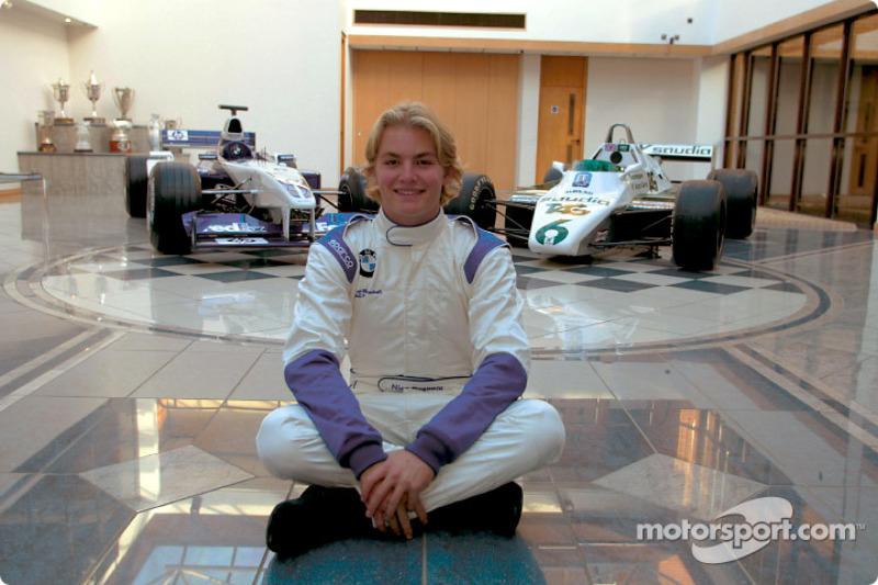2002: El campeón de BMW