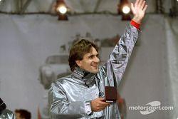 Markus Winkelhock (Mücke Motorsport, Formula 3), el primer ganador del Campeonato Alemás F3 con un m