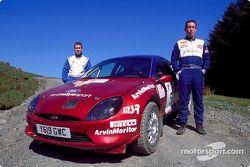 David Henderson and Scott Poxon
