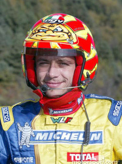 Valentino Rossi, Peugeot 206 WRC