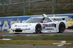 #64Tsugio Matsuda/Ralph Firman win the race