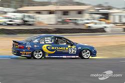 Cromer Exhaust Racing Holden Commodore