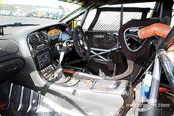 The winning car: Garry Rogers Motorsport Holden Monaro